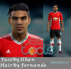 pes 2013 hairstyle pes 2013 falcao new face and hair pes patch