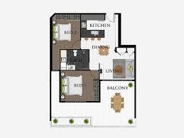Find A Floor Plan Estilo New Parkside Apartments In Chermside Property Mash