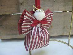 ornaments kraft paper ribbon tree ornaments