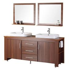 84 inch bathroom vanity brings you exclusive awe in design element washington 72 in w x 22 in d vanity in toffee with