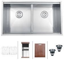 Stainless Steel Kitchen Sinks Undermount Reviews 9 Best Kitchen Sinks Images On Pinterest Stainless Steel Sinks