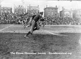 thanksgiving day 1907 louisville high school football team