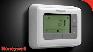 installing the honeywell t4 and t4m wired thermostat honeywell