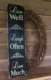 country home decor signs 25 unique primitive country signs ideas on pinterest welcome