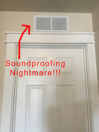 Sound Dening Interior Doors I Built My Home With Special Sound Proofing For My Home Office I