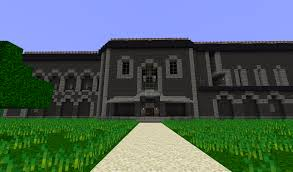 Minecraft House Blueprints Layer By Layer by Done Spencer Estate Resident Evil Mansion Maps Mapping And
