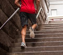 want an unbeatable cardio workout run up the closest set of