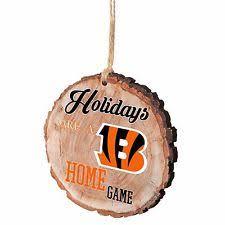 cincinnati bengals sports fan ornaments ebay