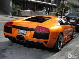 Lamborghini Murcielago Orange - lamborghini murciélago lp640 1 september 2013 autogespot