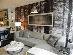 living room wallpaper murals 2291 home and garden photo gallery