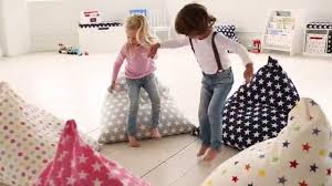 pyramid bean bag for kids gltc youtube