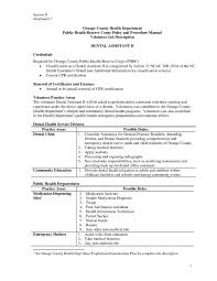 resume exles for dental assistants dental resume sles musiccityspiritsandcocktail