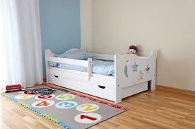 Rails Change Table Cozy And Safety Toddler Bed With Rails Foster Catena Beds