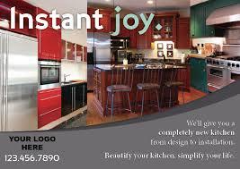 instant home design remodeling home remodeling postcard marketing response targeted marketing