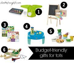 budget friendly birthday gifts for children