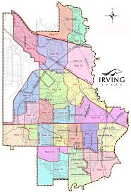Map Dallas Tx by Beat Map Irving Tx Official Website