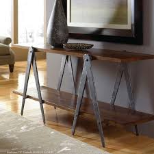 wall tables for living room living room console table ideas tips artisan crafted iron