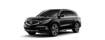 Acura Mcx 2017 Acura Mdx With Advance Package Nc Matthews