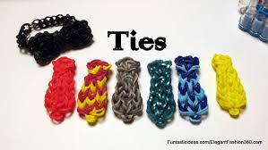 halloween ties rainbow loom tie charms how to father u0027s day gift ideas series