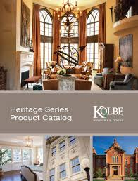 brochures kolbe windows u0026 doors