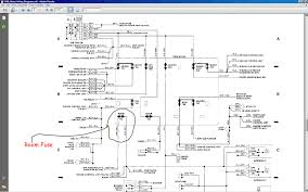 mazda mx5 mk1 wiring diagram mazda wiring diagrams instruction