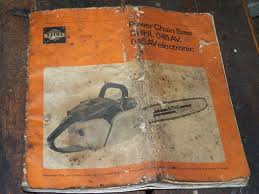 stihl 045 chainsaw instruction manual original chainsawr