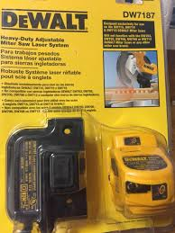 best dewalt miter saw laser kit new in box for sale in key west