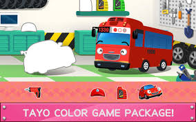 tayo color game android apps on google play
