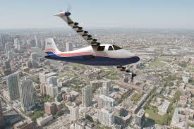 tiny plains nasa will test an experimental hybrid x plane with 14 electric