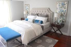 inspirational blue headboards for single beds 80 in tufted