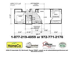 Model Home Floor Plans 2 Bedroom Park Model Home With Loft 41454 Including Delivery And
