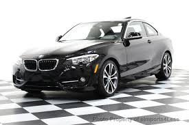 2 series bmw coupe 2014 used bmw 2 series certified 228i sport package coupe at