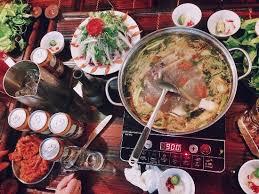 cuisine viet mix hotpot ร ปถ ายของ cuisine viet restaurant ฮานอย tripadvisor