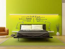 schlafzimmer spr che schlafzimmer wandsticker sprüche liebe wand sticker
