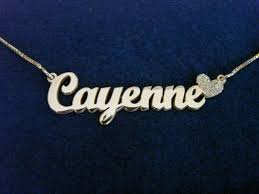 best name necklace 332 best name necklaces images on name necklace cable