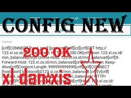 config axis hits http injektor update config http injector xl axis coid tkp jateng jatim youtube