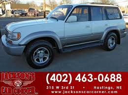 lexus suv for sale nebraska 1996 lexus lx suv 4 door for sale 34 used cars from 2 900