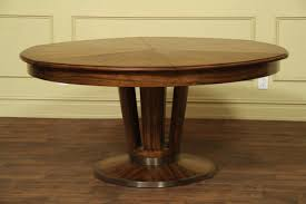 round dining room tables with self storing leaves modern expandable dining table modern round to round dining table