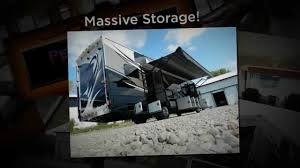 thor outlaw 37ls toy hauler rv motorhomes with garages