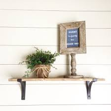 remodelaholic how to install a shiplap wall rustic home office