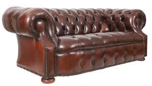 Chesterfield Sofa With Chaise by Antique Sofas Lt Antiques
