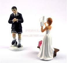 football wedding toppers online football wedding cake toppers