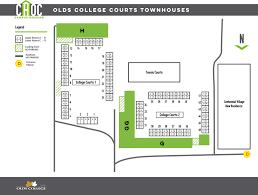 college courts choc