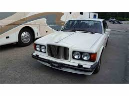 bentley turbo r 2015 1989 bentley turbo r for sale classiccars com cc 1048291