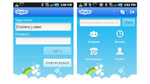 skype android app skype vs viber the android phone app android authority