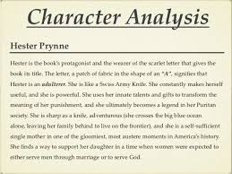 the scarlet letter chapter 6 and 7 summary the best letter 2017