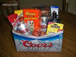 diy christmas gift basket for husband diy do it your self