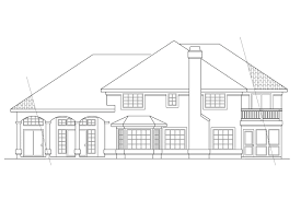 house plans for rear view lots christmas ideas home
