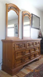 Vanity Mirror Dresser Vanity Set Black Makeup Table Mirror Girls Stool Drawers Bedroom
