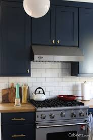 navy blue kitchen cabinet pulls blue hue painted cabinets cabinets